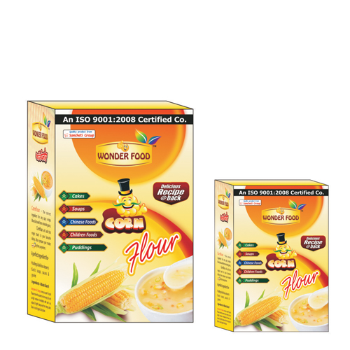 DADAJI WONDER FOOD CORN FLOUR