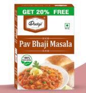 Dadaji Pav Bhaji Masala
